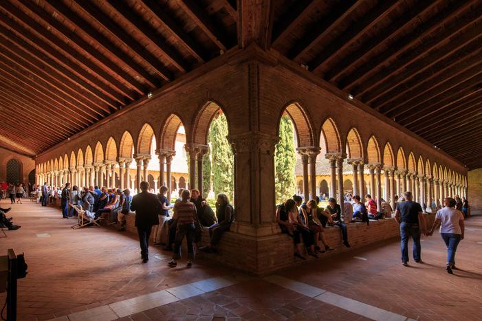 Journées du patrimoine 2019 - Visite libre du cloître