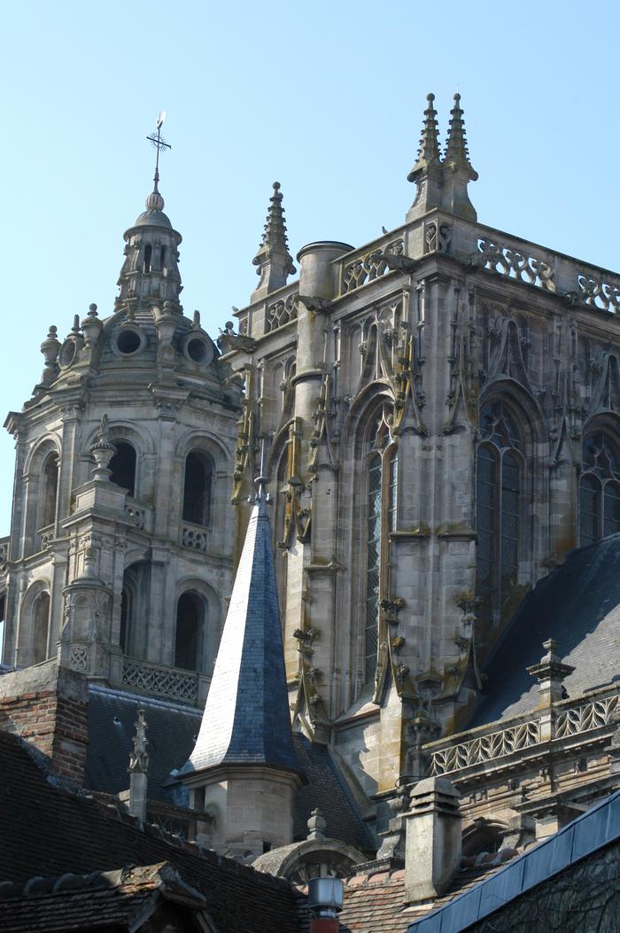 Journées du patrimoine 2019 - En visite libre, montée au clocher de l'église Saint-Germain