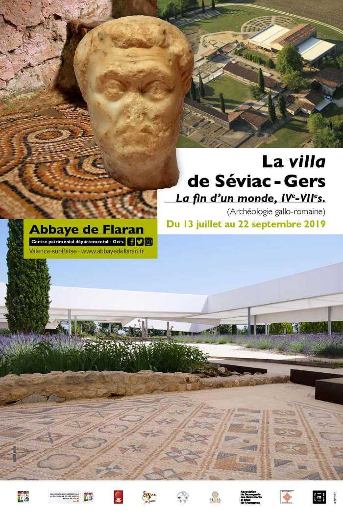 Journées du patrimoine 2019 - Visite exceptionnelle de l'exposition d'archéologie gallo-romaine