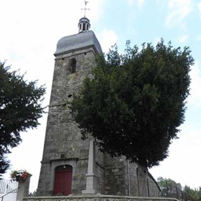 Journées du patrimoine 2020 - Visite libre de l'église Saint-Martin de Les Pas