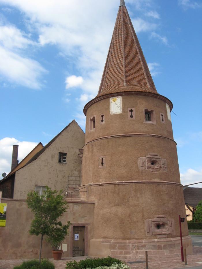 Journées du patrimoine 2020 - Découverte de la Tour des Fripons d'Ammerschwihr de 1608