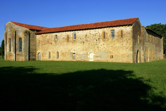Journées du patrimoine 2019 - Une abbaye miniature dans un écrin de verdure