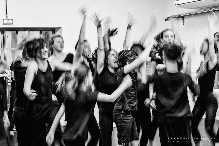 Journées du patrimoine 2019 - Le Bal'Op ! Atelier de danse participatif