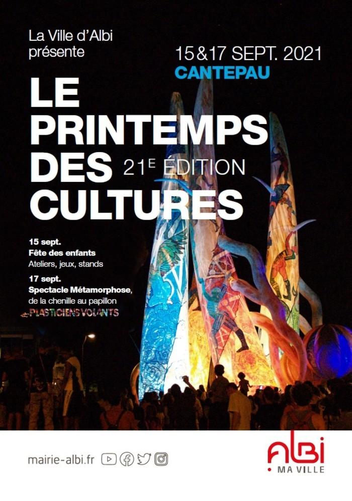 le quartier d'Albi-Cantepau fête toutes les cultures lors d'un rendez-vous convivial et généreux : le Printemps des cultures.