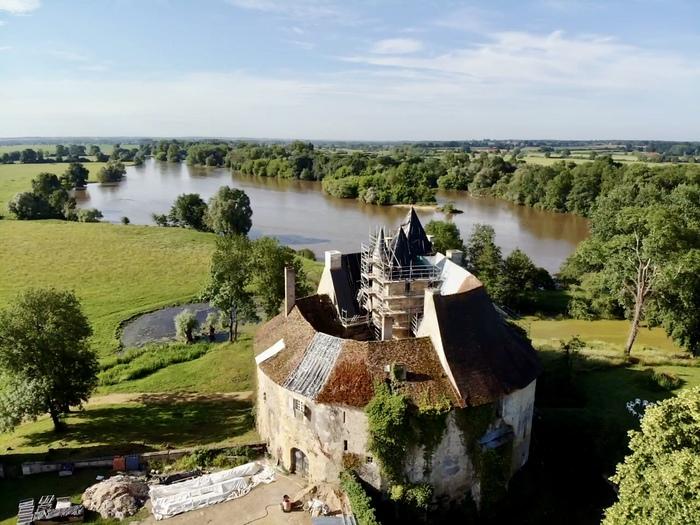 Journées du patrimoine 2019 - Visite du Château médiéval de Meauce