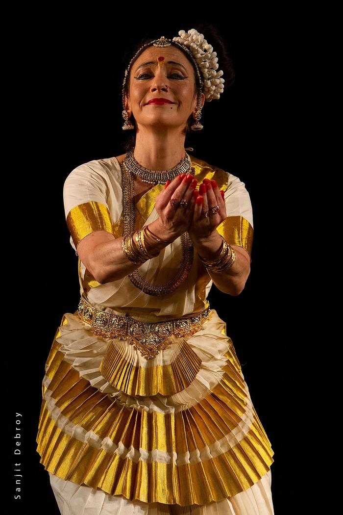 Mohini Attam - poèmes dansés du Kérala