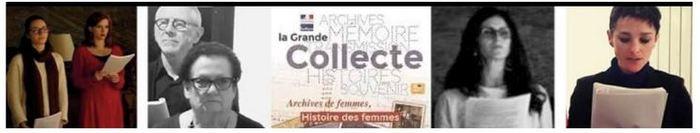 Journées du patrimoine 2020 - Lecture - mise en espace : Mots écrits, archives de femmes, histoire des femmes