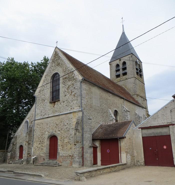 Journées du patrimoine 2019 - Visite de l'église Saint-Étienne (XIIe-XVe s.) de Touquin