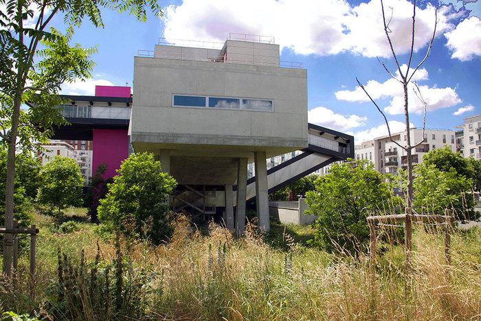 Journées du patrimoine 2019 - Exposition à la MSH Paris Nord - Ferinando Falossi