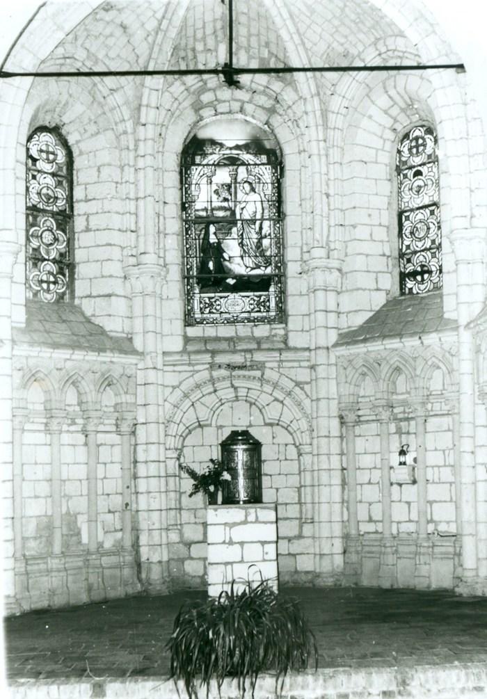 Journées du patrimoine 2020 - Visite guidée de l'église Saint-Lambert