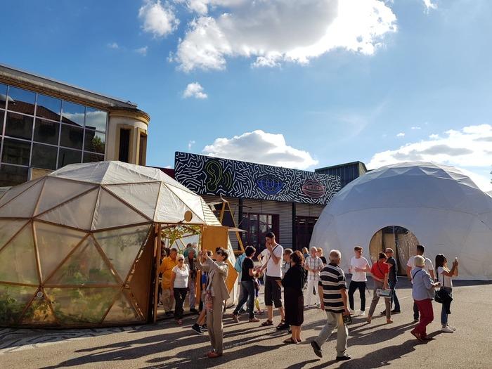 Journées du patrimoine 2019 - Gigatour : visite guidée de BLIIIDA, le Tiers-Lieu d'Inspiration, d'Innovation et d'Intelligence Collective de Metz