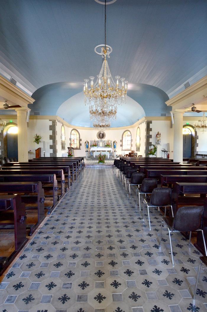 Journées du patrimoine 2019 - Les Anses d'Arlet / Église Saint-Henri / visite libre
