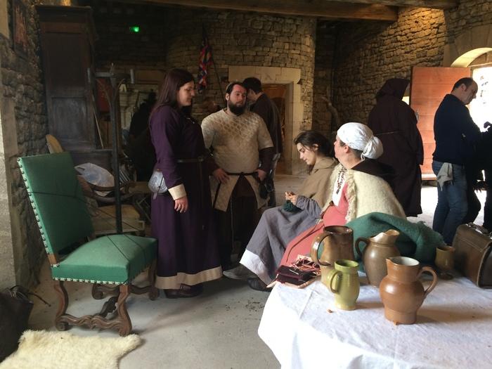 Journées du patrimoine 2019 - Visite guidée non-stop du Château-Fort de Mâlain