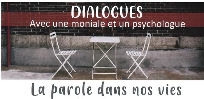 Dialogues avec une moniale et un psychologue