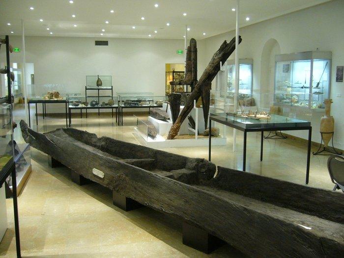 Journées du patrimoine 2019 - Présentation d'une restauration d'un élément de bateau en bois