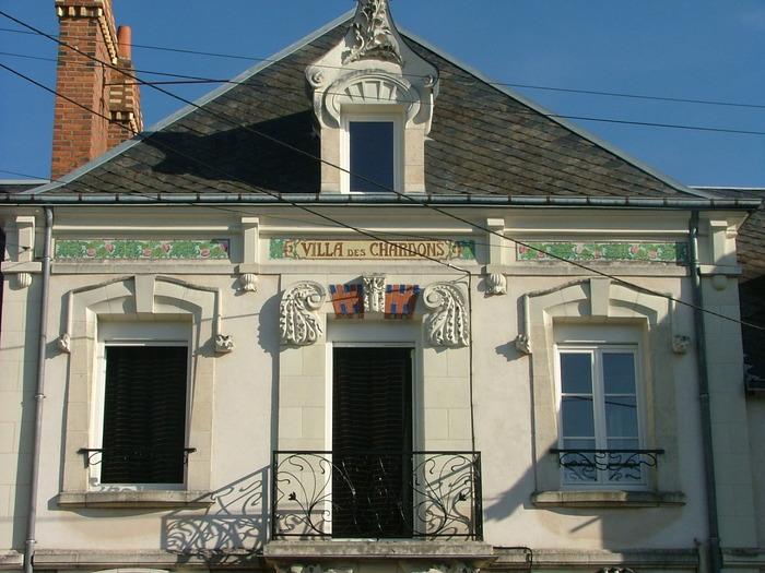Journées du patrimoine 2020 - Les céramiques à Romorantin : quartier de la gare