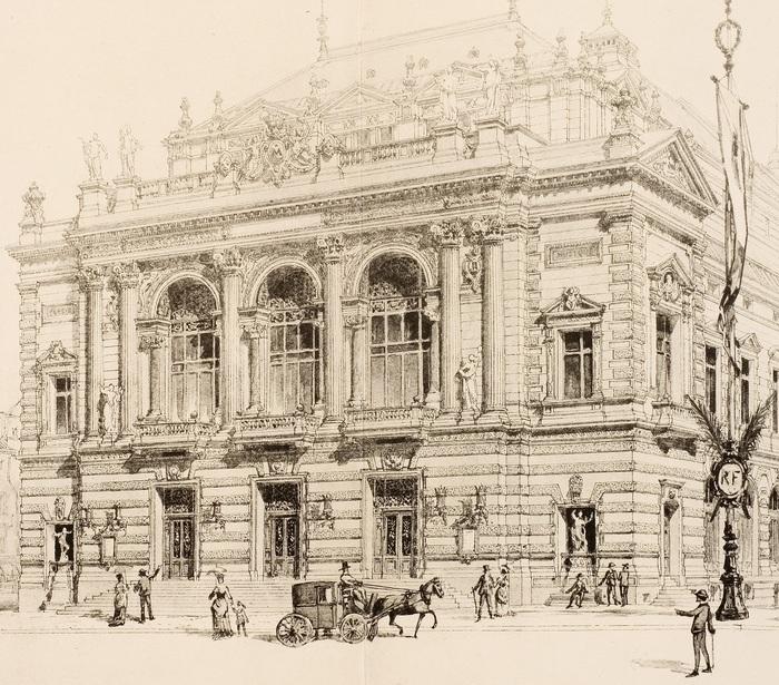 Journées du patrimoine 2019 - Visite guidée de l'exposition sur l'Opéra-Comédie