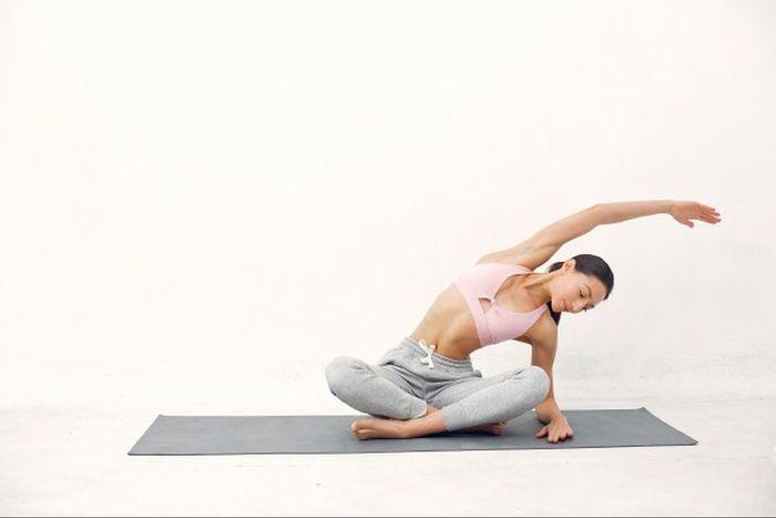 Stage yoga parents / danse contemporaine