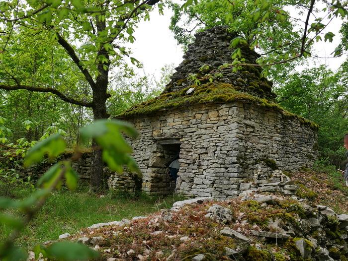Journées du patrimoine 2020 - Randonnée commentée des cabanes de pierres sèches de Daglan
