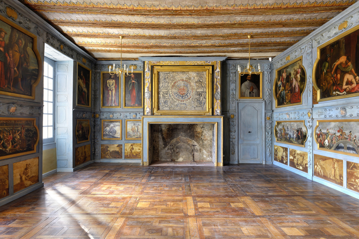 Journées du patrimoine 2020 - Visite guidée des salons