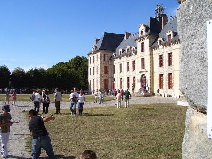 Journées du patrimoine 2019 - Visite libre du château du Mesnil Voysin