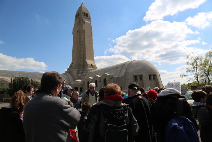 Journées du patrimoine 2019 - Visite guidée de l'Ossuaire de Douaumont et sa Nécropole Nationale