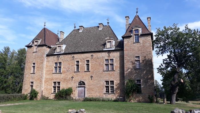 Journées du patrimoine 2020 - Visitez les extérieurs du Chateau de Beaulieu