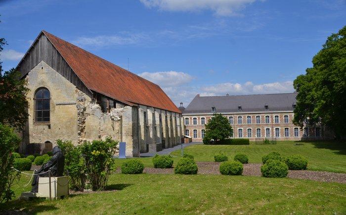 Journées du patrimoine 2020 - Visite théatralisée à l'abbaye