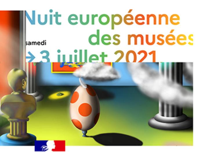 La Nuit Européenne des Musées 2021 à Cap Sciences !