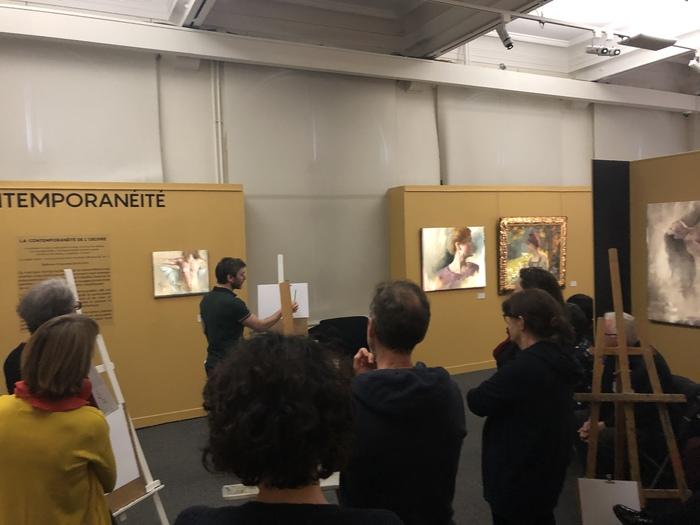 Journées du patrimoine 2019 - Atelier de dessin pour les adultes