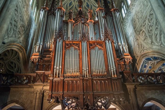 Journées du patrimoine 2020 - Visite commentée et découverte du grand orgue