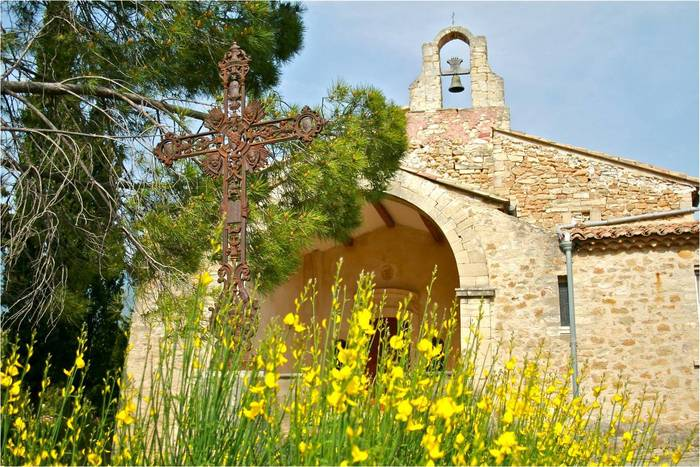 Journées du patrimoine 2020 - Visite de la chapelle N.D. du Moustier-XVIIIe