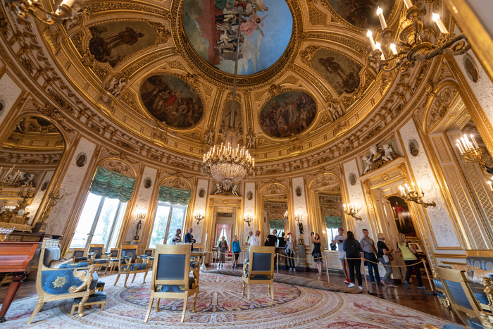 Journées du patrimoine 2019 - ANNULÉ - Lieux de décision et lieux de réception du palais de la Légion d'honneur