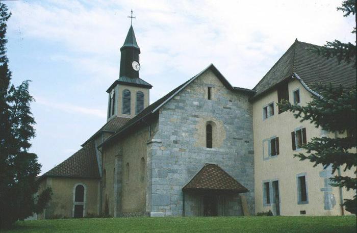 Journées du patrimoine 2020 - Nos patrimoine secrets : le prieuré de Peillonnex