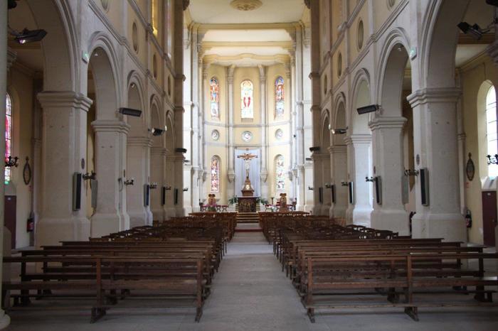 Journées du patrimoine 2020 - Visite libre de l'église Sainte-Geneviève