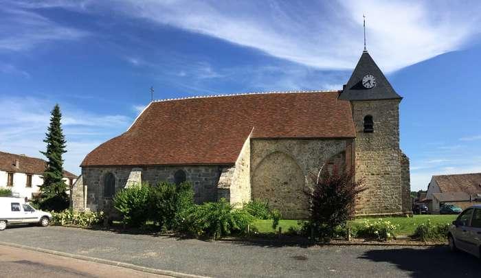 Journées du patrimoine 2020 - Visitez l'église Saint-Loup