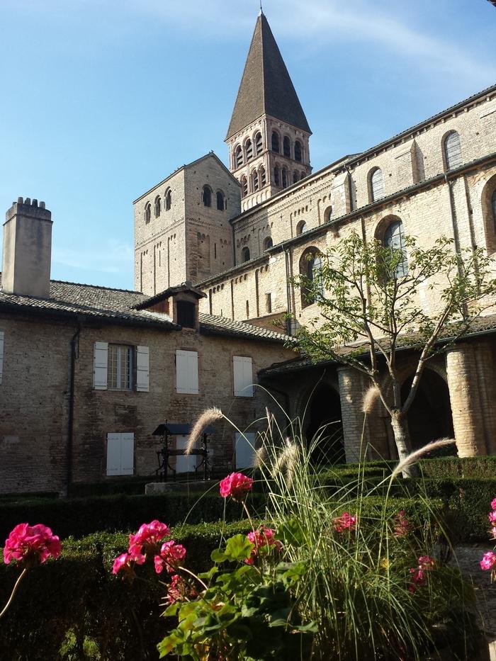 Journées du patrimoine 2019 - Visite de l'Abbaye Saint-Philibert