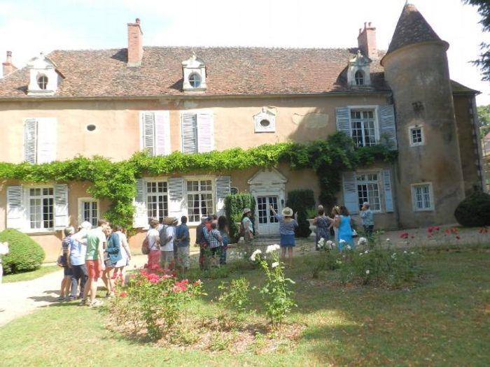 Journées du patrimoine 2019 - Parc du manoir de Chailloy
