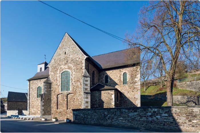 Journées du patrimoine 2019 - Visite guidée de la Collégiale Saint-Ermel de Vireux-Molhain