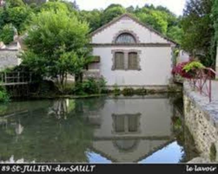 Journées du patrimoine 2020 - Lavoir de Saint-Julien