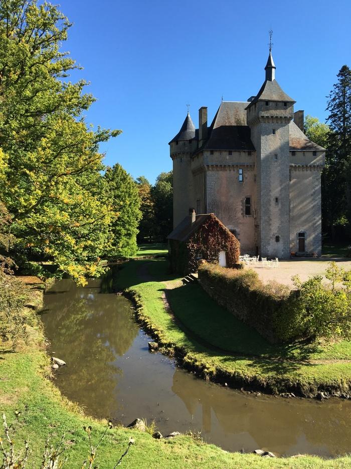 Journées du patrimoine 2019 - Visite guidée d'un château du XVe siècle