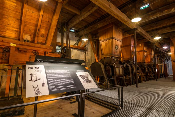 Journées du patrimoine 2020 - Visite guidée du Musée de la Minoterie