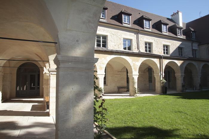 Journées du patrimoine 2019 - Ancien couvent des Cordeliers de Dijon