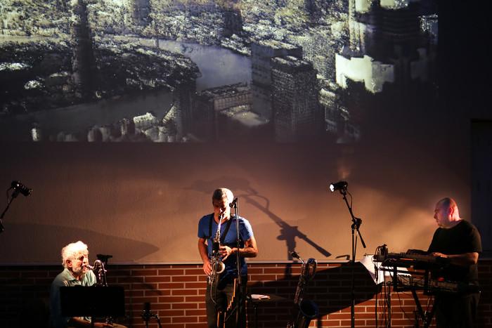 Journées du patrimoine 2019 - Murs Murs - Concert vidéo avec la compagnie Sabdag