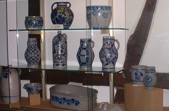 Journées du patrimoine 2020 - Visite libre du musée de la poterie