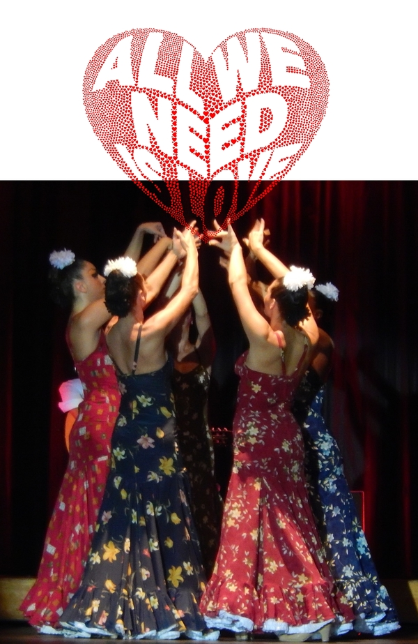 """L'association Flamenco pour Tous poursuit son engagement auprès d'associations solidaires locales en proposant depuis dix neuf ans ans son spectacle solidaire """"Un olé pour eux"""""""