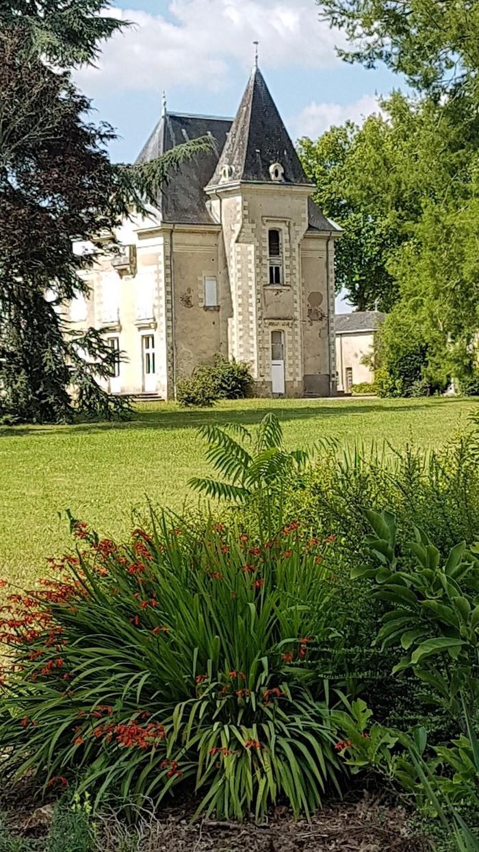 Journées du patrimoine 2020 - Visite du parc du château de la Droitière