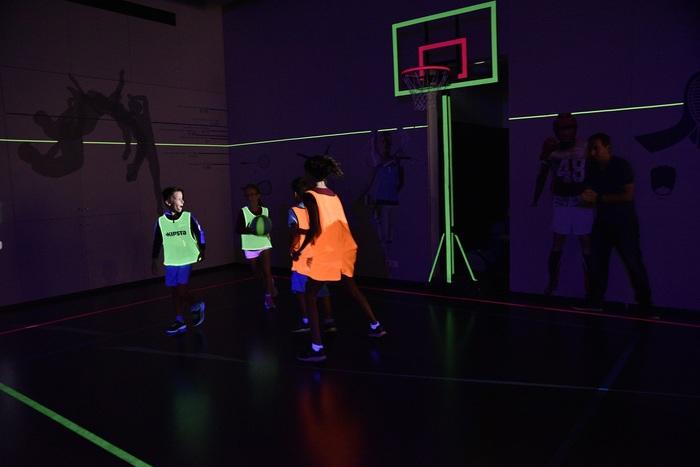 Nuit des musées 2019 -Ateliers sportifs