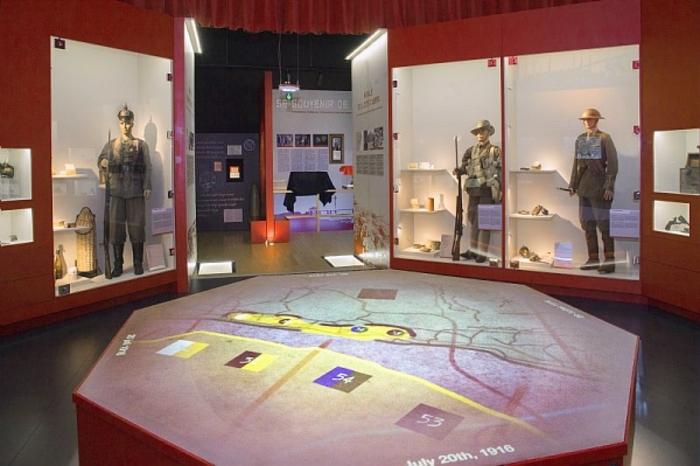 JEP 2019 Visite guidée de l'exposition permanente
