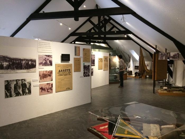 Journées du patrimoine 2020 - Visite commentée du musée de la Résistance